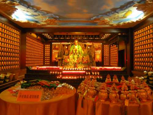храмы и дворцы лаоса