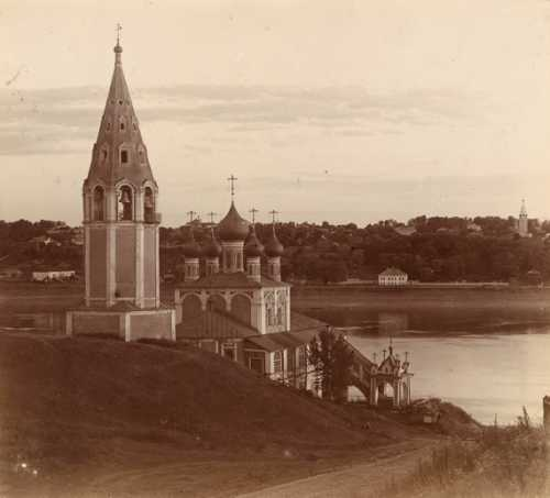 5 святых мест, уничтоженных большевиками