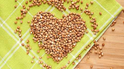 гречка ядрица: калорийность, пищевая ценность, полезные свойства